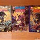 Cómics: BATMAN CONTRA PREDATOR 1 AL 3 COMPLETA + BATMAN VERSUS PREDATOR ¡IMPECABLES!. Lote 163542670