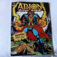 Cómics: ARION, N 1 Y N 2 . Lote 163559462