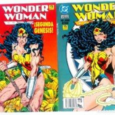 Cómics: WONDER WOMAN (TOMOS ZINCO) # 4-5 - ETAPA DE JOHN BYRNE (1995). Lote 163619274