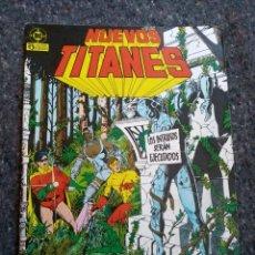 Comics : NUEVOS TITANES Nº 13 - BUEN ESTADO D8. Lote 163645526