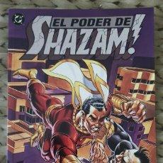 Cómics: EL PODER DE SHAZAM. NUMERO UNICO. EDICIONES ZINCO 1995. Lote 163750366