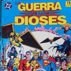 Fumetti: LA GUERRA DE LOS DIOSES. Lote 163798502