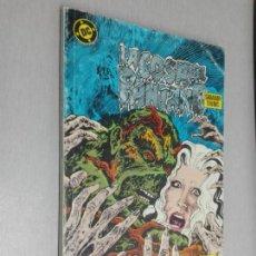 Comics: LA COSA DEL PANTANO / MINISERIE DE 4 NÚMEROS EN UN TOMO / DC - ZINCO . Lote 164575442