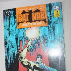 Cómics: LEYENDAS DE BATMAN Nº 9 (GOTHIC) . Lote 164849694