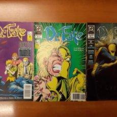 Comics: DR FATE 1 AL 9 COMPLETA (NO PROCEDEN DE RETAPADOS). Lote 164886866