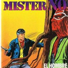 Cómics: MISTER NO EL HOMBRE DE LA MASCARA ROJA Nº 9. Lote 165194234