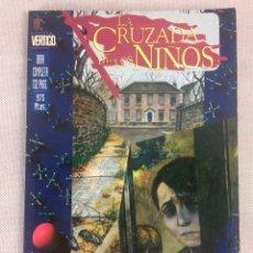 Cómics: LA CRUZADA DE LOS NIÑOS DC VERTIGO ZINCO. Lote 165244582