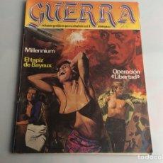 Cómics: GUERRA Nº 11 RELATOS GRAFICOS PARA ADULTOS ( AVENTURAS DEL AVIADOR BARON ROJO ). Lote 165527610