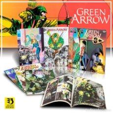 Cómics: PACK GREEN ARROW. 8 CÓMICS - MIKE GRELL DESCATALOGADO!!! OFERTA!!!. Lote 165537986