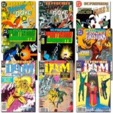 Cómics: PACK DC PREMIERE. 9 CÓMICS - VARIOS AUTORES DESCATALOGADO!!! OFERTA!!!. Lote 165538398