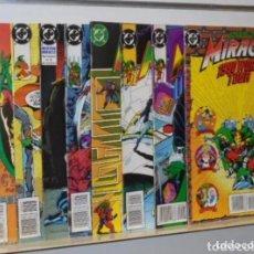 Comics : MISTER MIRACLE COMPLETA 8 NUMS. - ZINCO OFERTA. Lote 176431198