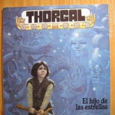 Cómics: THORGAL. EL HIJO DE LAS ESTRELLAS - ZINCO. Lote 165735486