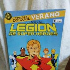 Comics: LEGION DE SUPER HEROES ESPECIAL VERANO. Lote 165821270