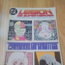 Cómics: COMIC DC ZINCO LA LEGION DE SUPER HEROES SUPERHEROES Nº 22. Lote 165879546