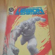 Cómics: COMIC DC ZINCO LA LEGION DE SUPER HEROES SUPERHEROES Nº 23. Lote 165879594