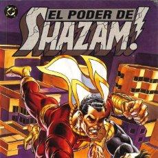 Cómics: EL PODER DE SHAZAM - EDICIONES ZINCO / NÚMERO ÚNICO. Lote 165896786
