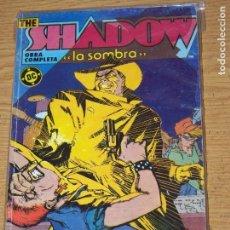 Comics: RETAPADO THE SHADOW LA SOMBRA OBRA COMPLETA. Lote 165948974