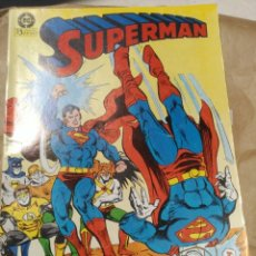 Cómics: SUPERMÁN VOL.1 Nº10 ZINCO. Lote 166172514