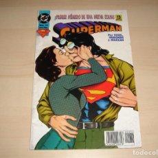 Cómics: SUPERMAN Nº 34, VOL. III, ZINCO. 1996. Lote 166462474