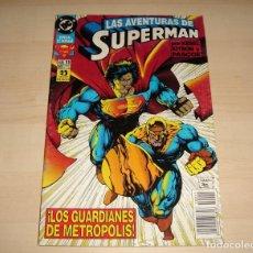 Cómics: LAS AVENTURAS DE SUPERMAN Nº 11 , ZINCO. 1994. Lote 166462790