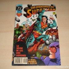Cómics: LAS AVENTURAS DE SUPERMAN Nº 28 , ZINCO. 1996. Lote 166462922