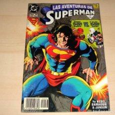 Cómics: LAS AVENTURAS DE SUPERMAN Nº 36 , ZINCO. 1996. Lote 166462970