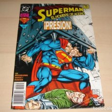 Cómics: SUPERMAN Nº 35, VOL. III, ZINCO. 1996. Lote 166463586