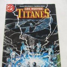 Cómics: LOS NUEVOS TITANES Nº 2 - 2ª SERIE ZINCO DC COMICS C17X4. Lote 166533306
