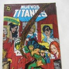 Fumetti: LOS NUEVOS TITANES Nº 43 - ZINCO DC COMICS C17X4. Lote 166534962