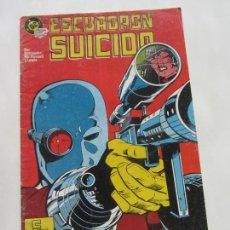 Cómics: ESCUADRON SUICIDA Nº 2, EDICIONES ZINCO C17X1. Lote 166597882