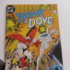 Cómics: DC PREMIERE - HAWK & DOVE - Nº 1 - ED. ZINCO 1991 C17X1. Lote 166600010