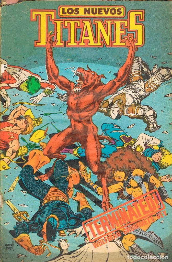 LOS NUEVOS TITANES (Tebeos y Comics - Zinco - Nuevos Titanes)