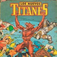 Cómics: LOS NUEVOS TITANES. Lote 166679054