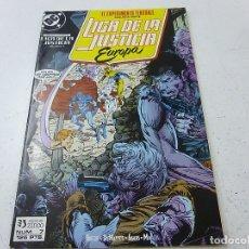 Comics: LIGA DE LA JUSTICIA -NUMERO 7 -EDICIONES ZINCO -N. Lote 166928596