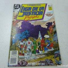 Comics: LIGA DE LA JUSTICIA -NUMERO 8 -EDICIONES ZINCO -N. Lote 166928692