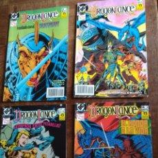 Cómics: DRAGONLANCE DEL Nº 1 AL 4 - DC COMICS ZINCO -. Lote 261236830
