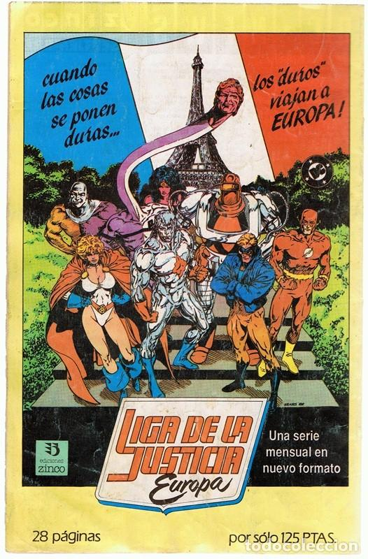 Cómics: SUPERMAN Nº 55 - Foto 2 - 167157384
