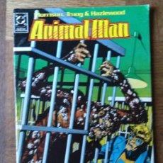 Fumetti: ANIMAL MAN Nº 3 - GRANT MORRISON - ZINCO DC COMICS -. Lote 167589396