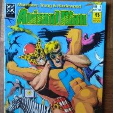 Fumetti: ANIMAL MAN Nº 4 - GRANT MORRISON - ZINCO DC COMICS - . Lote 167589412