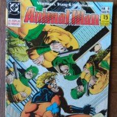 Fumetti: ANIMAL MAN Nº 8 - GRANT MORRISON - ZINCO DC COMICS - . Lote 167589520