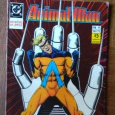 Fumetti: ANIMAL MAN Nº 11 - GRANT MORRISON - ZINCO DC COMICS - . Lote 167589552