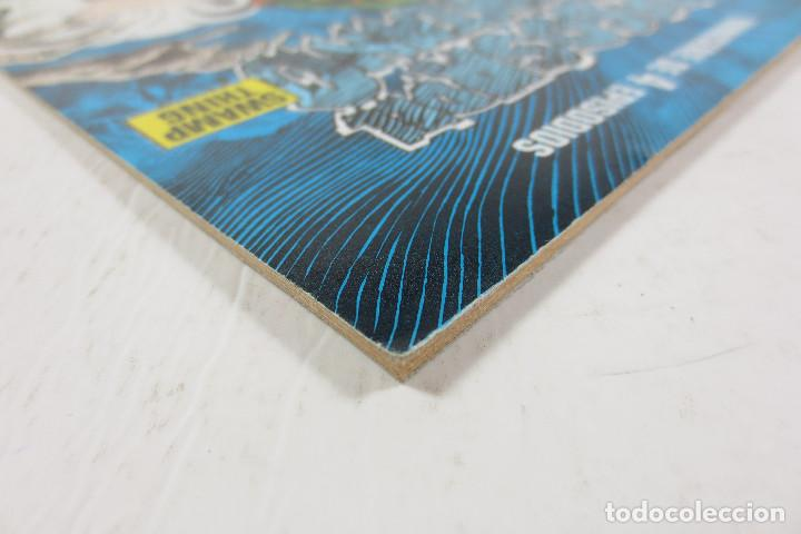 Cómics: La Cosa del Pantano (Alan Moore) 2 de 4 - Foto 3 - 167635492