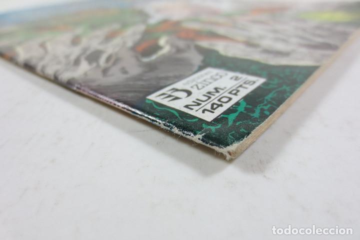 Cómics: La Cosa del Pantano (Alan Moore) 2 de 4 - Foto 5 - 167635492