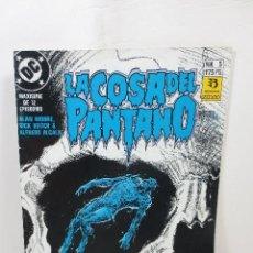 Cómics: LA COSA DEL PANTANO (ALAN MOORE) 5 DE 12. Lote 167635592