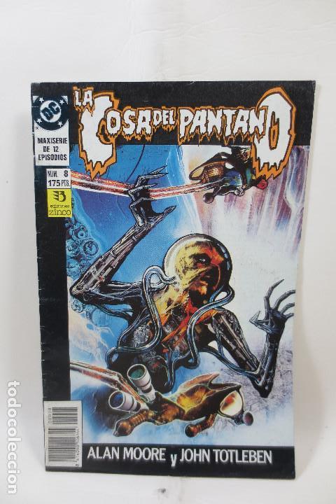 LA COSA DEL PANTANO (ALAN MOORE) 8 DE 12 (Tebeos y Comics - Zinco - Cosa del Pantano)
