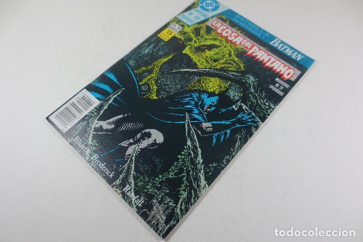 Cómics: La Cosa del Pantano (Alan Moore) 12 de 12 - Foto 10 - 167635668