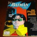 Cómics: BATMAN 2 UNA MUERTE EN FAMILIA. Lote 167685724
