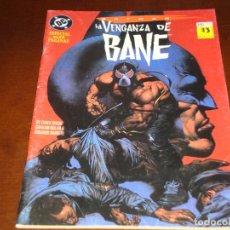 Comics: BATMAN LA VENGANZA DE BANE. Lote 167685812