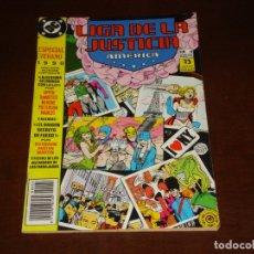 Comics: LIGA DE LA JUSTICIA AMERICA ESPECIAL VERANO 4. Lote 167689232