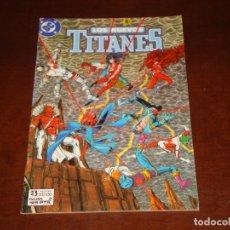 Cómics: LOS NUEVOS TITANES 3. Lote 167690488